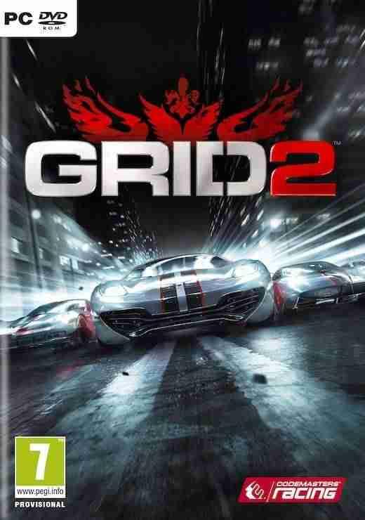 Descargar GRID 2 Limited Edition [MULTI8][FULL UNLOCKED][DLC][CRACKED][P2P] por Torrent